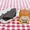 Napraforgó méz termékképek